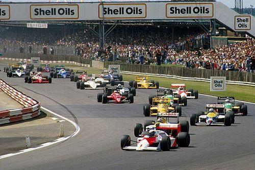 Az F1-es Brit Nagydíj összes győztese 1950 óta