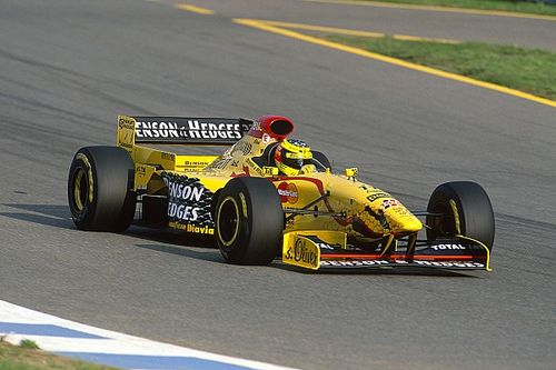 Egy F1-es festés, amit mindig is imádni fogunk