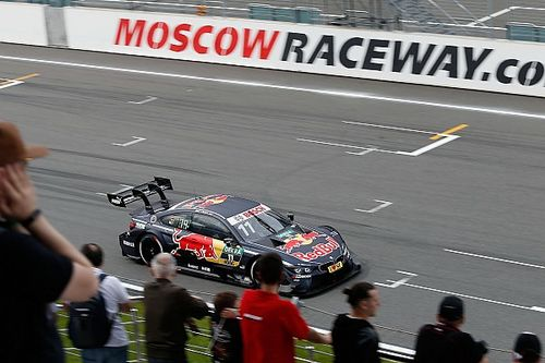 DTM 2017 in Moskau: Ergebnis, 2. Qualifying