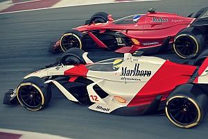Концепт: вражаюча Формула 1 2025 року
