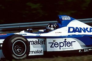 Las 10 mejores carreras de Damon Hill en Fórmula 1