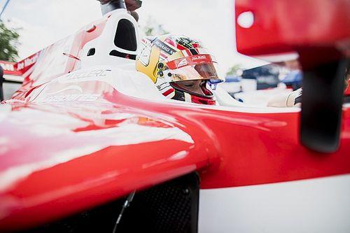 Spa F2: Leclerc dominates rain-hit qualifying