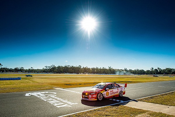 Ipswich Supercars: McLaughlin scorches to 11th season pole