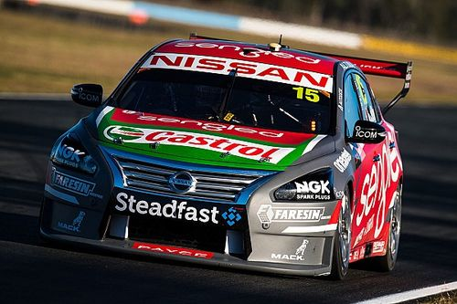 Nissan reaching 'critical point' over Supercars future