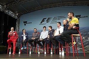 Команды Ф1 подняли вопрос об упразднении Стратегической группы