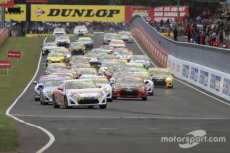 Toyota Australia keen on 86 racing series 'World Final'