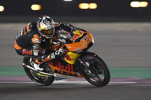 Bendsneyder topt de tweede vrije training GP Qatar