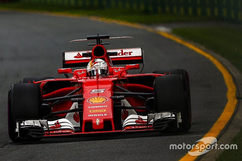 Vettel quebra domínio da Mercedes e termina TL3 na frente