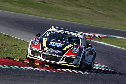 Carrera Cup Italia, Mugello: Pellegrinelli emerge dal caos di gara 2