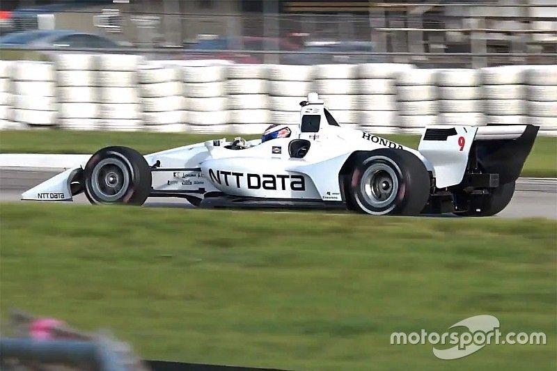Dixon considera que el nuevo aerokit de IndyCar será un gran cambio
