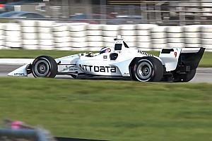 IndyCar Noticias Dixon califica los nuevos aerokits como un cambio importante en IndyCar