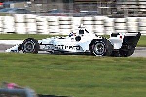 Dixon califica los nuevos aerokits como un cambio importante en IndyCar