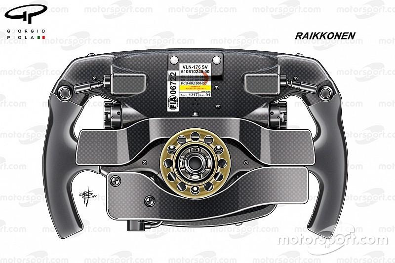 Retroscena Ferrari: Vettel è tornato alla leva della frizione di Raikkonen!