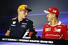 """Horner compara Verstappen e Vettel: """"São pilotos parecidos"""""""