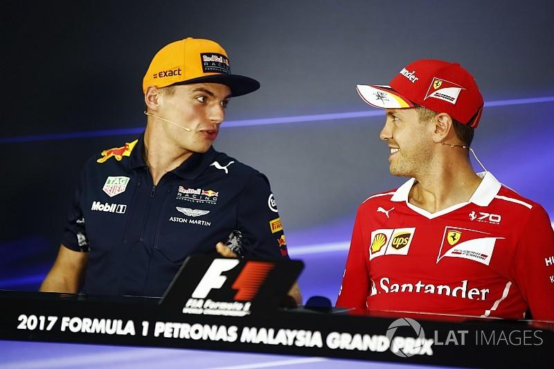 A Red Bull csapatfőnökét Verstappen Vettelre emlékezteti