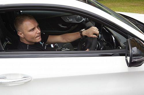 Bottas se considera en desventaja por su estilo de conducción