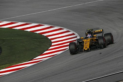 "Palmer blames ""big tailwind"" for Malaysia spin"