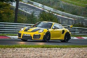 Porsche 911 GT2 RS pecahkan rekor Nürburgring Nordschleife