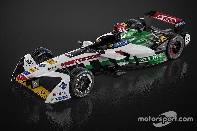 """Audi: """"Chiamarsi Abt è uno svantaggio in Formula E"""""""