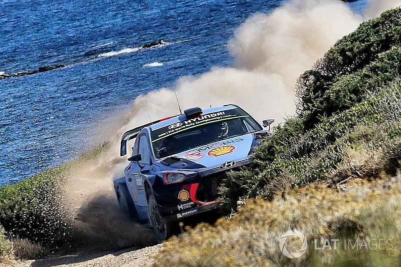 WRC: svelato il percorso dell'edizione 2018 del Rally Italia Sardegna