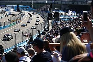 Formule E Résultats La grille de départ de l'E-Prix de Berlin