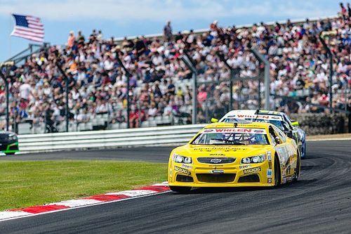 Alon Day completes weekend sweep in Whelen Euro Series playoffs