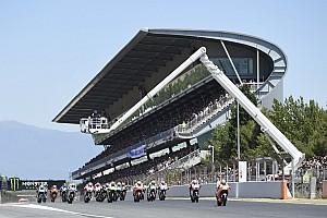 MotoGP Новость В Барселоне согласились заменить асфальт ради сохранения этапа MotoGP