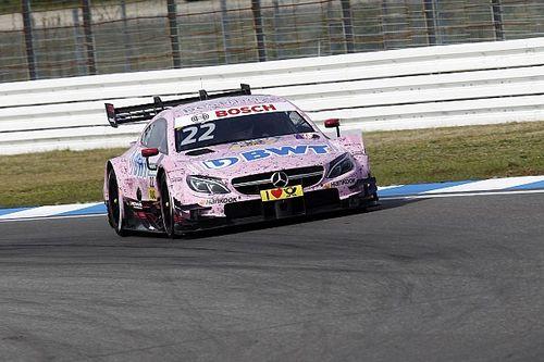 DTM Hockenheim: Auer op pole-position voor race 1