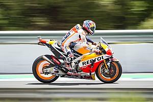 MotoGP Résumé de qualifications Qualifs - Pedrosa remporte la bataille interne chez Honda face à Márquez