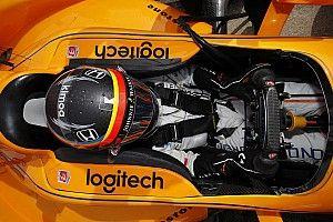Bildergalerie: Fernando Alonsos Test-Debüt im IndyCar in Indianapolis