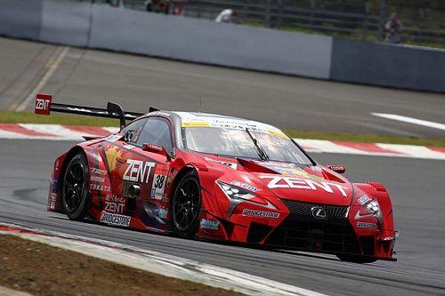 Fuji Super GT: Tachikawa, Ishiura lead all-Lexus podium