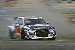 Audi fait trébucher les Polo sur piste humide