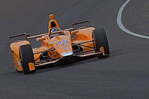 Mobil Indy 500 milik Alonso akan masuk museum