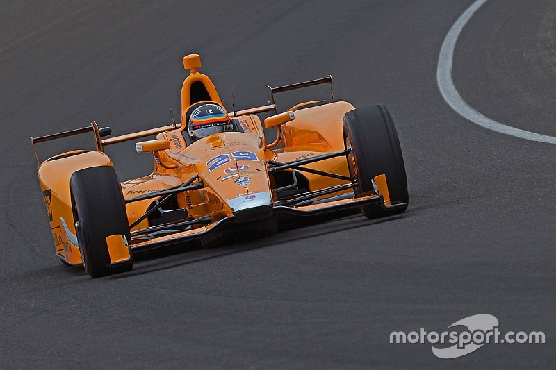 Alonso to keep Indy 500 car after race