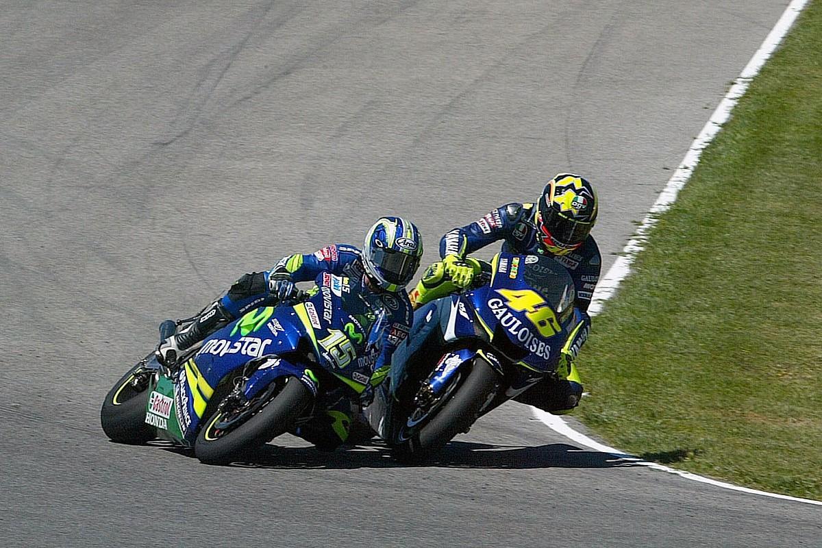 C'était un 10 avril: la rivalité Rossi-Gibernau à son apogée