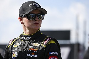 NASCAR Truck Practice report Justin Haley tops first Truck practice at Pocono Raceway