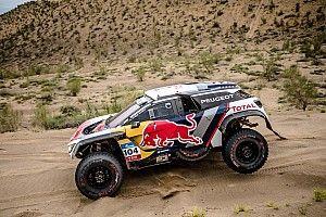 El drama golpea a Loeb en el Silk Way Rally