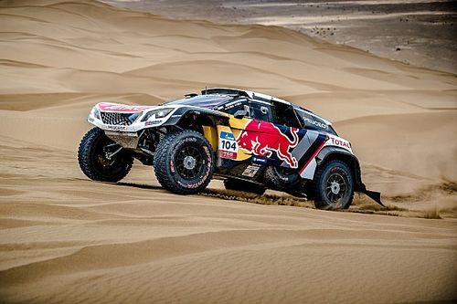 Peugeot, con Sainz y Loeb en Marruecos