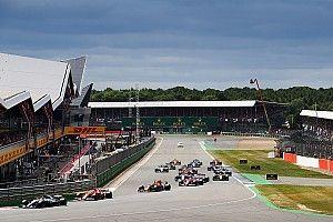 Aspal baru Silverstone siap pangkas catatan waktu F1