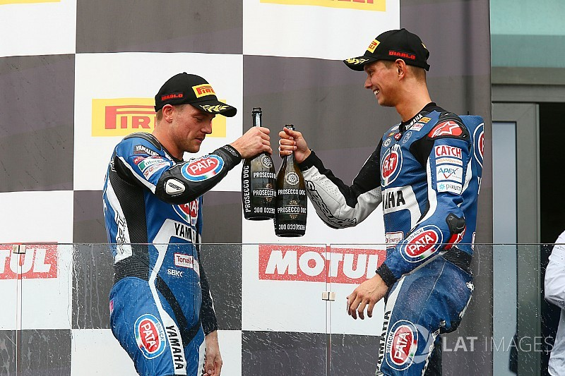 Yamaha: obiettivo podio per Alex Lowes e Michael van der Mark
