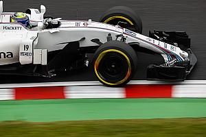 Formule 1 Actualités Massa : Pour Williams, ce pourrait être