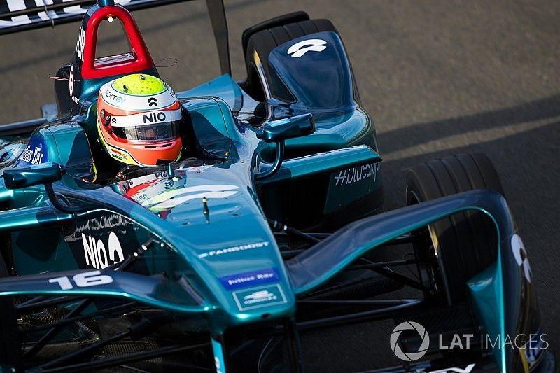 Abschluss Formel-E-Test: Oliver Turvey mit Bestzeit