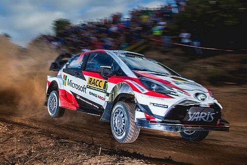 Spagna, PS8: sussulto Toyota con Hanninen. Neuville ha preso Ogier!