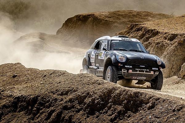 Dakar Actualités Le 4x4 Mini, un