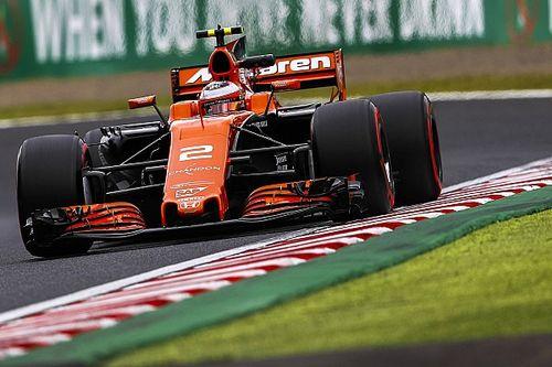 """Vandoorne: """"Suzuka erg indrukwekkend in deze F1-wagens"""""""