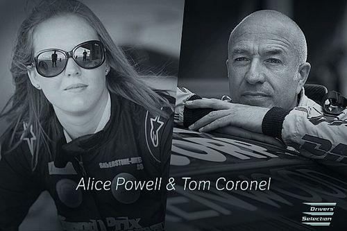 Il GT elettrico arruola anche Tom Coronel e Alice Powell!