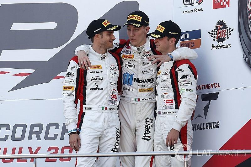 24h Spa : joie chez deux Suisses-Italiens et chez Kessel Racing