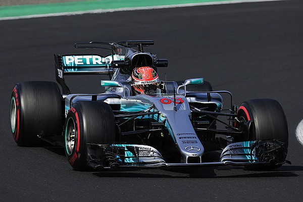 Formula 1 Breaking news Mercedes junior Russell set to test for Force India