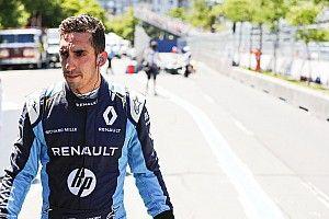 Sébastien Buemi disqualifié de la Course 1 à Montréal
