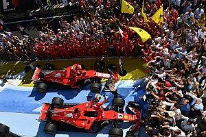Le groupe Fiat envisage la Formule E mais rejette l'idée Ferrari